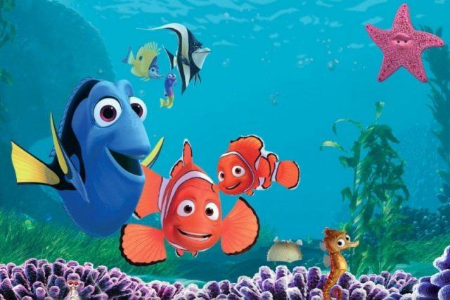 Bài thơ Rong và cá (Phạm Hổ) - Cùng bé tìm hiểu đại dương xanh bao la