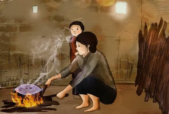 Bài thơ Bếp lửa (Bằng Việt) -