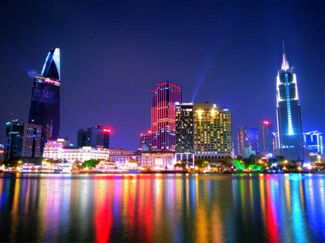 Bài thơ Đêm Nô en Sài Gòn