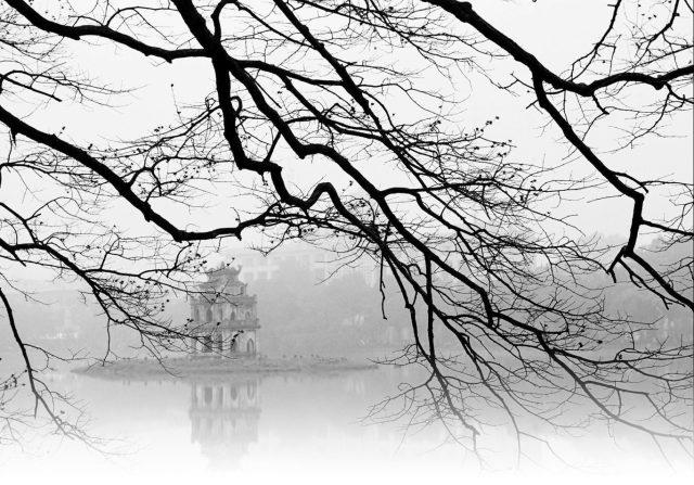 Bài thơ Hà Nội vào đông