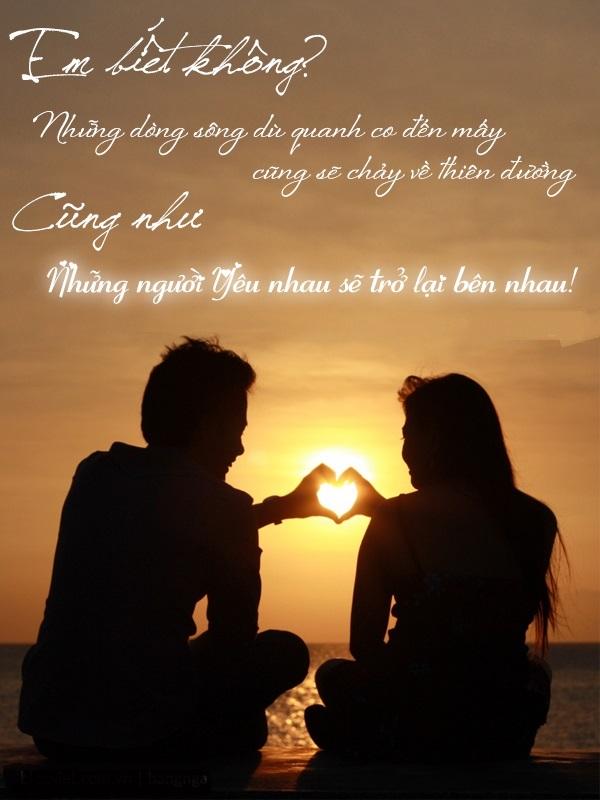 Những câu nói hay và ý nghĩa về tình yêu hạnh phúc làm lay động trái tim