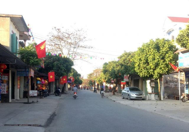 Bài thơ Thanh Hà quê ta ơi