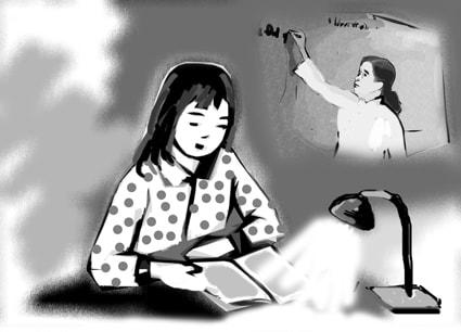 thơ hay về thầy cô giáo tự sáng tác