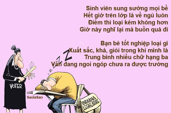 thơ vui