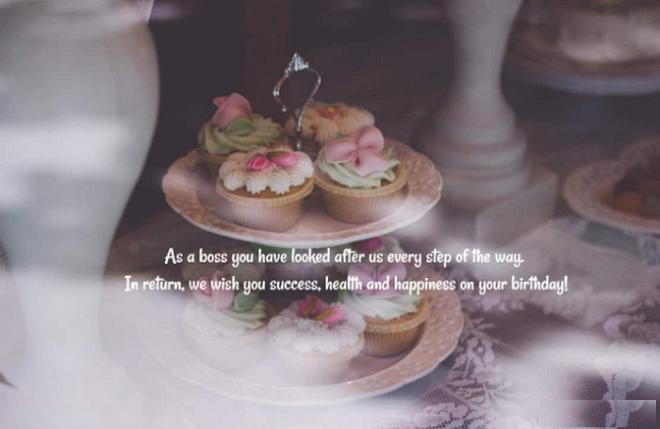 Top lời chúc mừng sinh nhật sếp nam nữ hay hài hước và ý nghĩa nhất