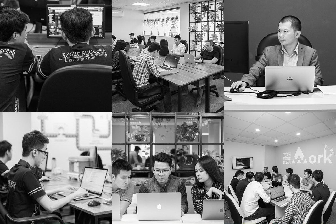 Saigon Technology Solutions - Công ty phát triển phần mềm hàng đầu Việt Nam