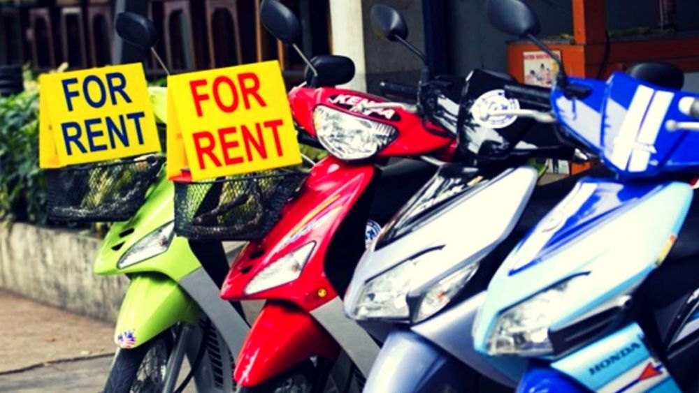 Thuê xe máy Nha Trang - dịch vụ tiện lợi